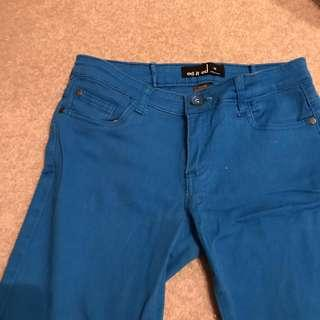 🍎 Blue Jeans