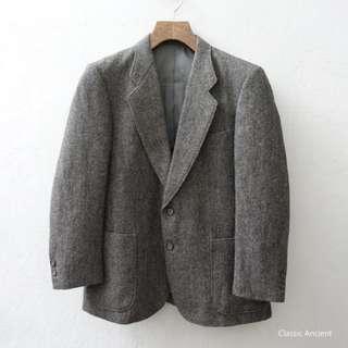 羊毛獵裝外套日本製
