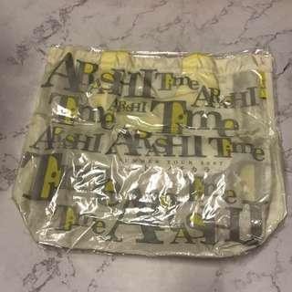 嵐Arashi time con 購物袋