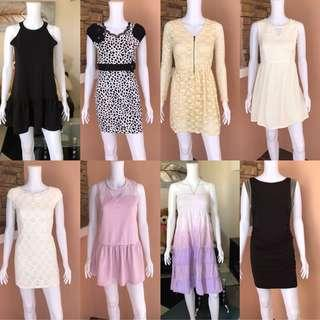Bundle dress Small