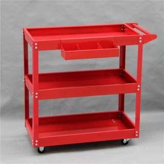 3層汽修工具車推車($498包送貨) 多功能工具箱工具架工具櫃維修工具推車