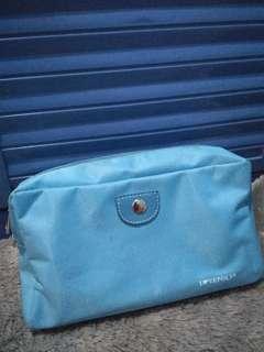 Sling bag biru
