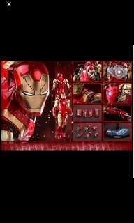 Hot toys Iron manconcept art 46