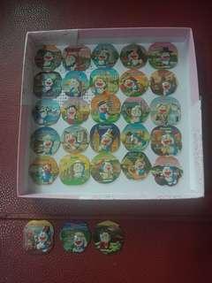 【價錢合理就售出】哆啦A夢立體磁鐵大出清:普通景點版、隱藏版、快樂暑假版、法寶版