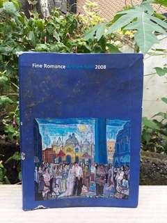 Fine Romance Arifien Neif 2008 (Buku Seni Rupa)