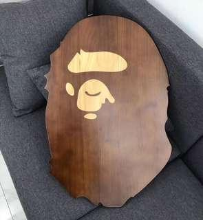 BAPE HEAD COFFEE TABLE