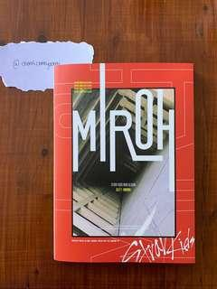Stray Kids Clé 1 : MIROH Official Limited Album
