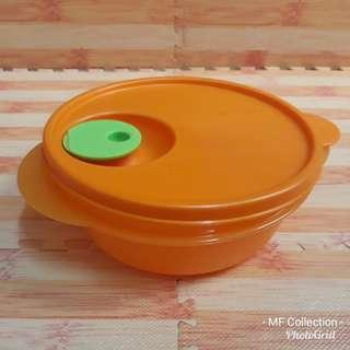 Tupperware crystalwave bowl 600ml