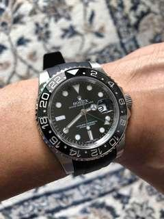 🚚 Rolex GMT Master II (Full Set)