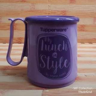 Tupperware mug jumbo 600ml
