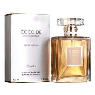 Grosir Parfum Wanita Coco Madamemoiselle