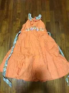 🚚 Girls Dress preloved
