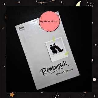 Preloved novel : Romansick by Emilya Kusnaidi