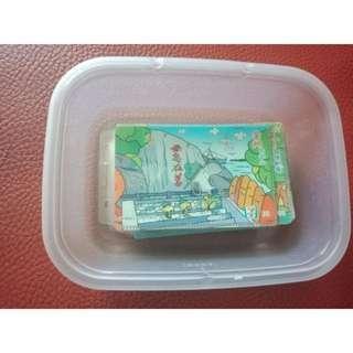 史努比台灣逍遙遊3D變化卡套 悠遊卡夾 票夾