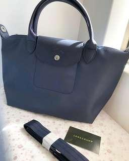 Longchamp Le Pliage Neo Navy Blue