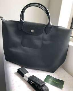 Longchamp Le Pliage Neo Black