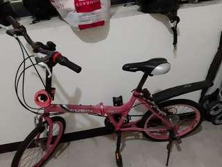 台南,腳踏車