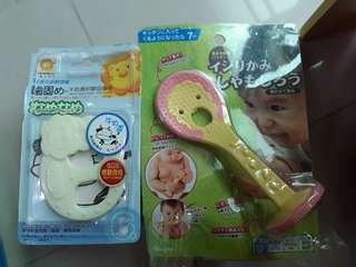 🚚 嬰幼兒固齒器