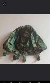🚚 Cover, Helmet, Camouflage Pattern Pixel (M Size)& Others