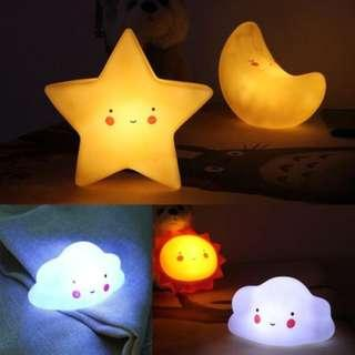 BPA-Free Silicone Cute Night Light