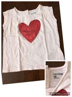 Take all baju anak perempuan babygap authentic 18-24