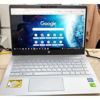 HP Pavilion, 14吋, i7-8550U, 16GB DDR4 RAM