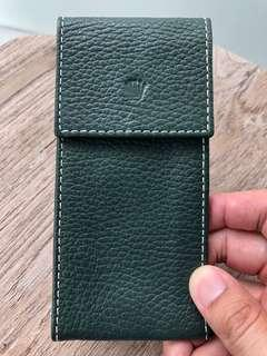 🚚 Rolex Watch Leather Pouch