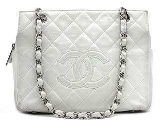CHANEL Petit Caviar Timeless Tote