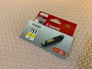 Canon CLI-751 Y XL