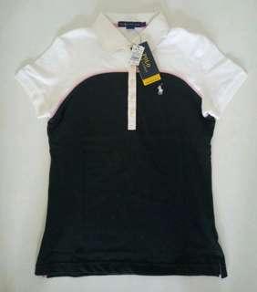 NEW Ralph Lauren Women Polo Shirt Baju Wanita