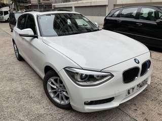 2013 BMW 118I