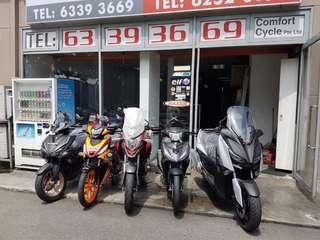 Brand new bikes for sale