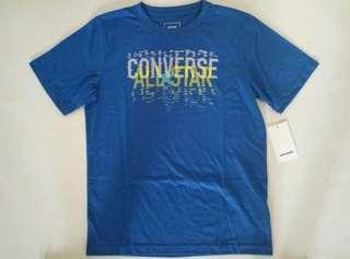 NEW Kaos Converse Men Tee T-Shirt Original
