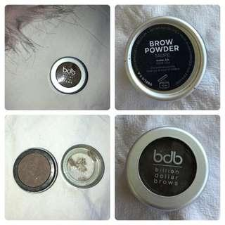 Brow Powder (Taupe) - MECCA