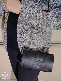 黑色禮服包Black Clutch