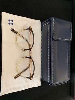 Yellow Plus Kerry C477 eyeglasses 日本手作眼鏡