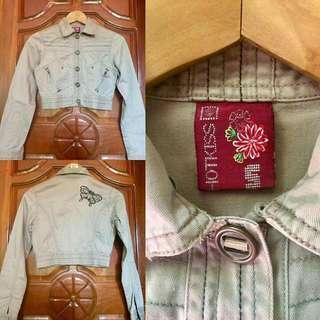 Croptop Jackets