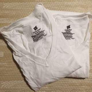 Hanes White Shirt