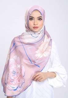 (To Let Go New) Ariani Rose Cubic Shawl