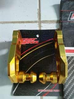 Jalu paddock gold R15 , cbr ,byson ,cb 150