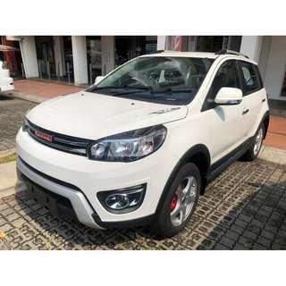 HAVAL H1 1.5 SUV COME WIT ANDRIOD PLAYER & 7YEARS WARRANTY UNLIMITED MILEAGE (SUPER DISCOUNT/FAST LOAN/LOW INTEREST/READY STOCK)