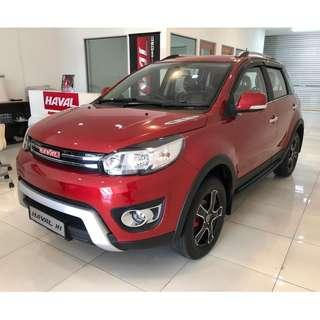 HAVAL H1 SUV (SPECIAL PROMOTION/BIG DISCOUNT/HIGH REBATE/FAST LOAN/LOW INTEREST)