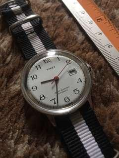 timex marlin 1976's automatic movement