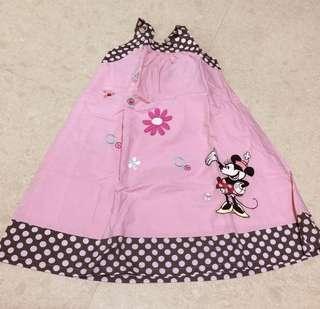 🚚 Disney Dress Minnie preloved