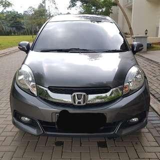 Honda Mobilio E CVT AT 2014