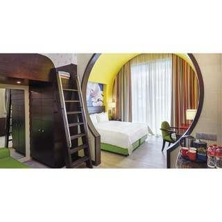 RWS fesitive family room hotel stay 3day two night 20/5-21/5