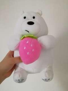 Icy bear - We bare Bear collection