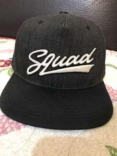 🚚 SQUAD帽子