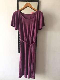 Longdress uniqlo