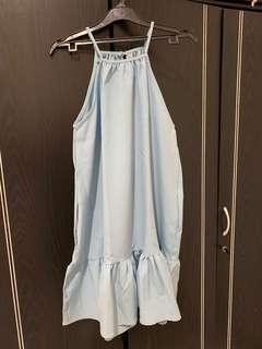 Chocochips Boutique Light Blue Dress